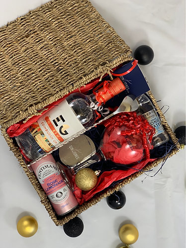 Edinburgh Gin Christmas Special Hamper