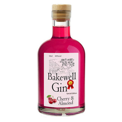 Bakewell Cherry & Almond- Derbyshire