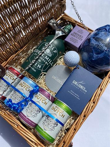 Eden Mill Premium Gin Golf Hamper