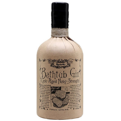 Bathtub Cask Aged Navy Strength Gin