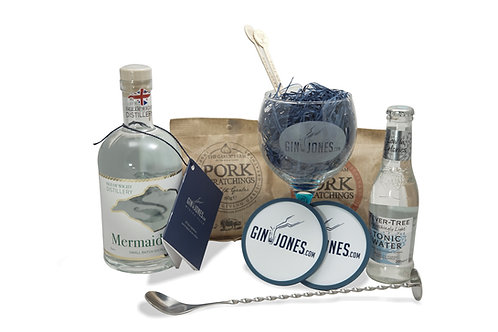 Gin Club Taster Hamper - Select Hamper Delivery On Checkout!
