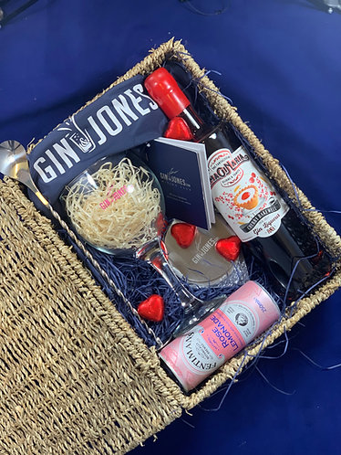Imaginaria Cherry Bakewell Gin Liquor Hamper