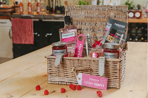 Pinkster Luxury Indulgence Hamper