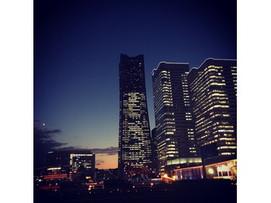 二次会にお呼ばれして、横浜へ