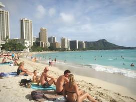 ハワイから帰ってきました!!
