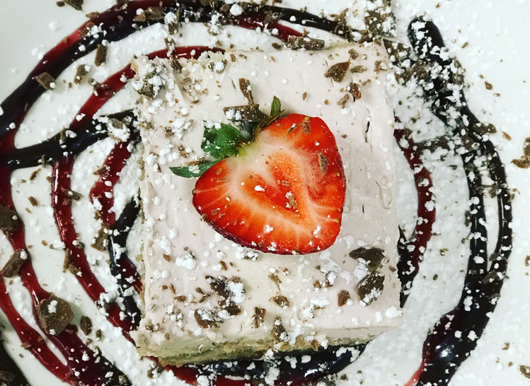 Award Winning Chocolate Raspberry Tiramisu
