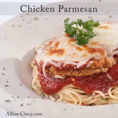 Alfio's Buon Cibo Chicken Parmesan