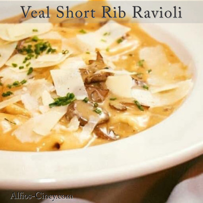 Veal Short Rib Ravioli