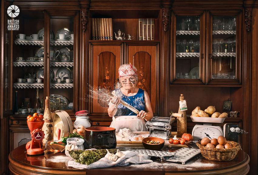 Grandma Lucia