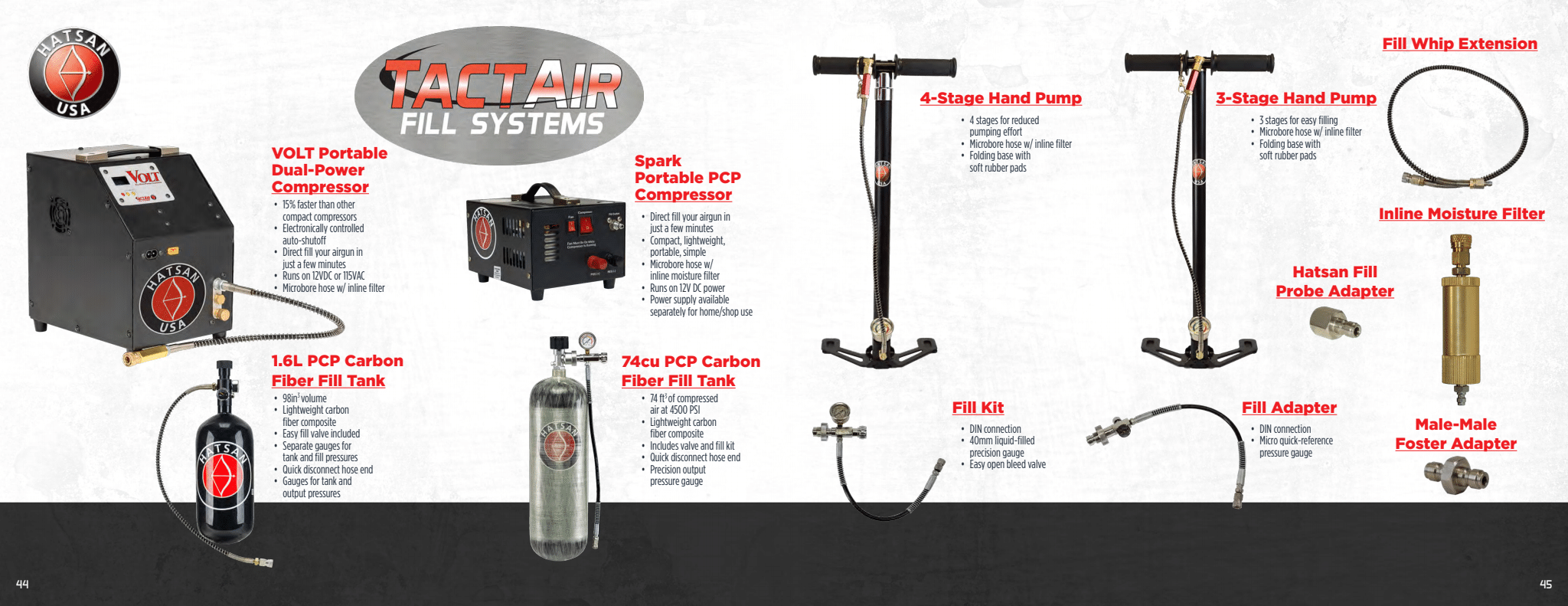 Fill Systems