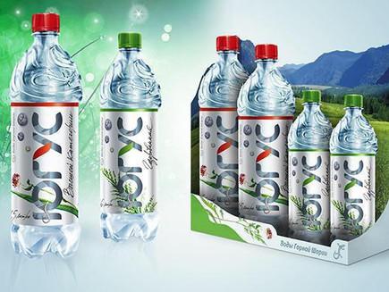 Природная вода высшей категории
