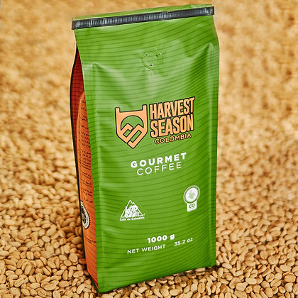 Gourmet Coffee, Washed