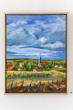 Palézieux village
