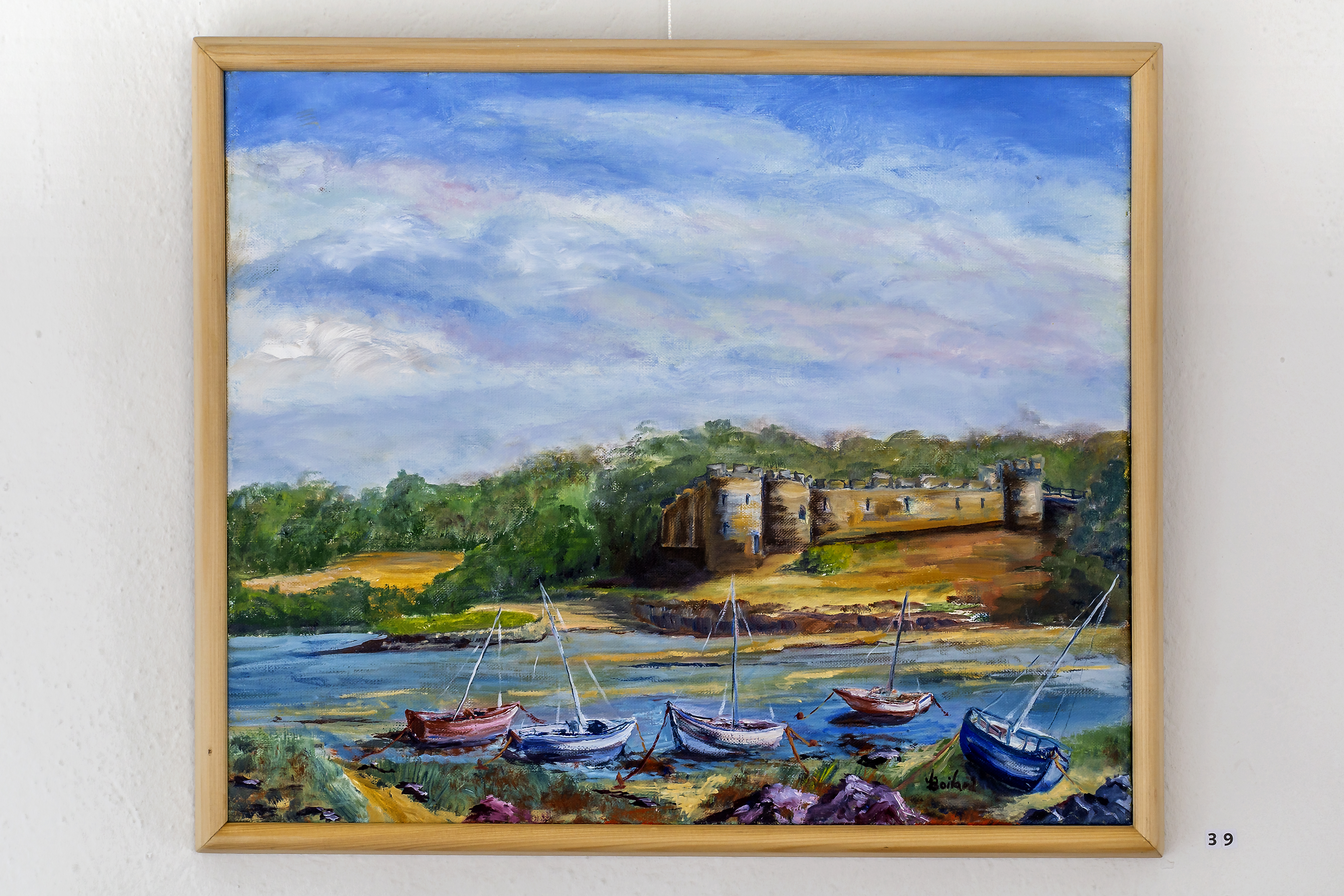 Paysage breton