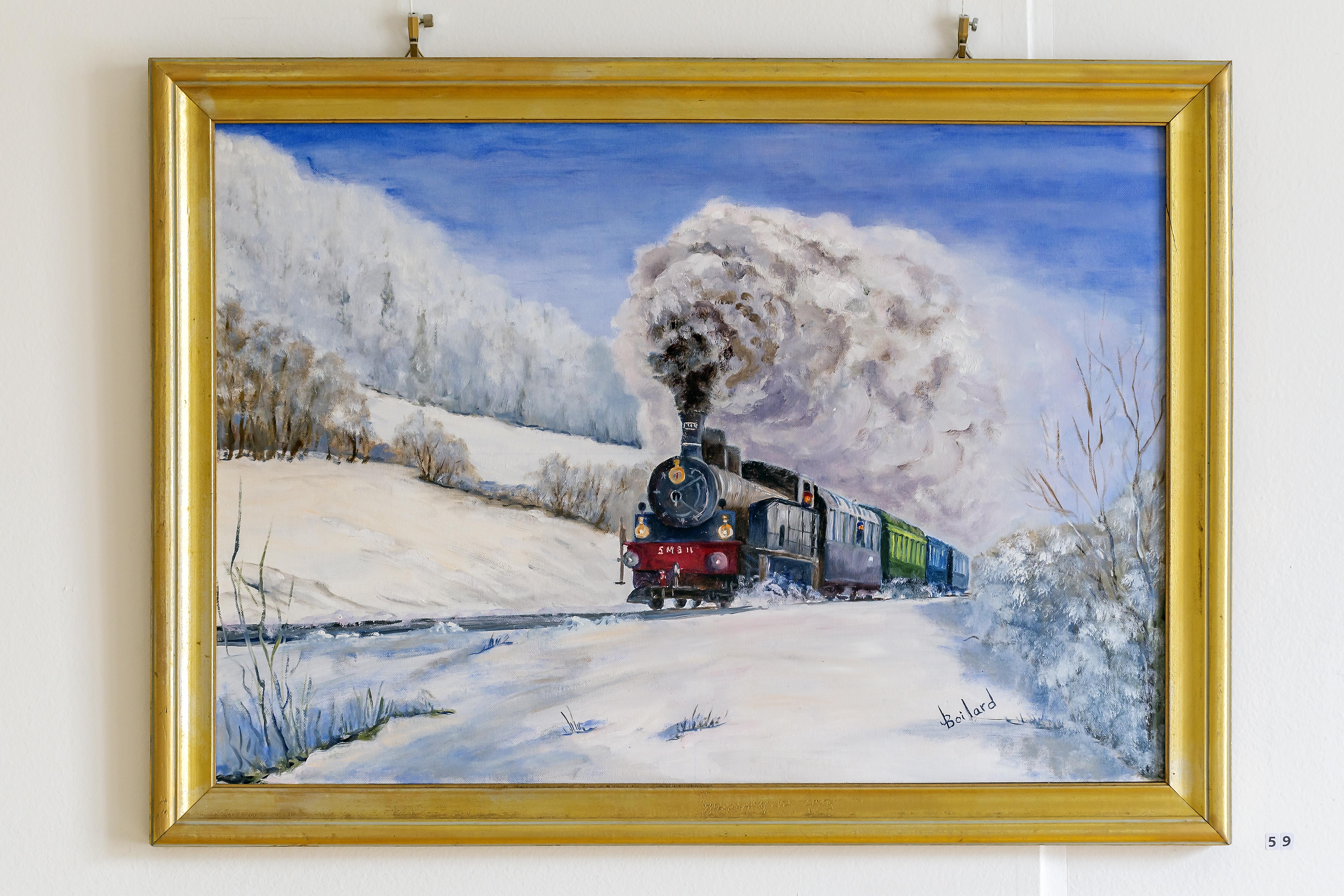 Le train du Nord