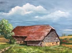 Ancienne ferme à Ecoteaux