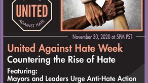 United Against Hate Week
