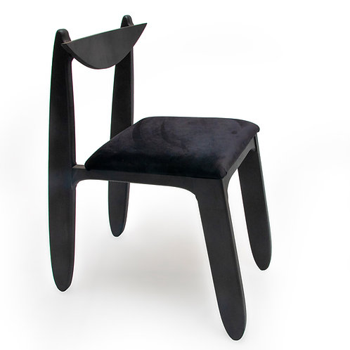 Cadeira Tuiuiú (ébano)