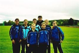 2007_Bernd Mohr mit Leichtathletikgruppe