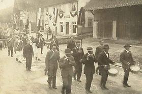 Turnfest in Stahringen Mitte der 30er Ja