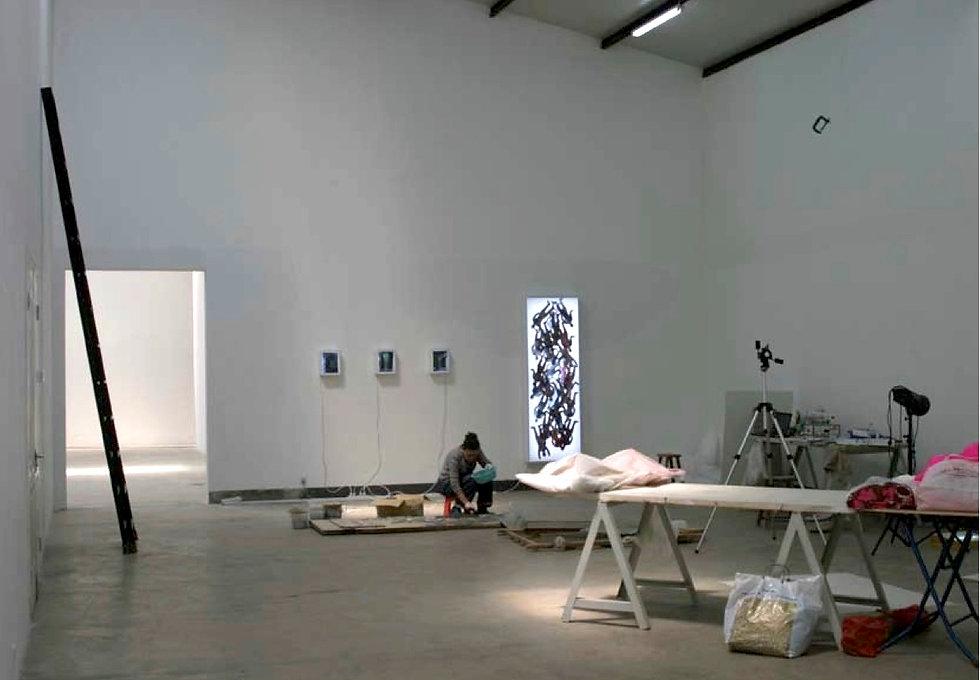 Aviva Beigel, Artist-in-Residency, NY Arts Beijing Gallery