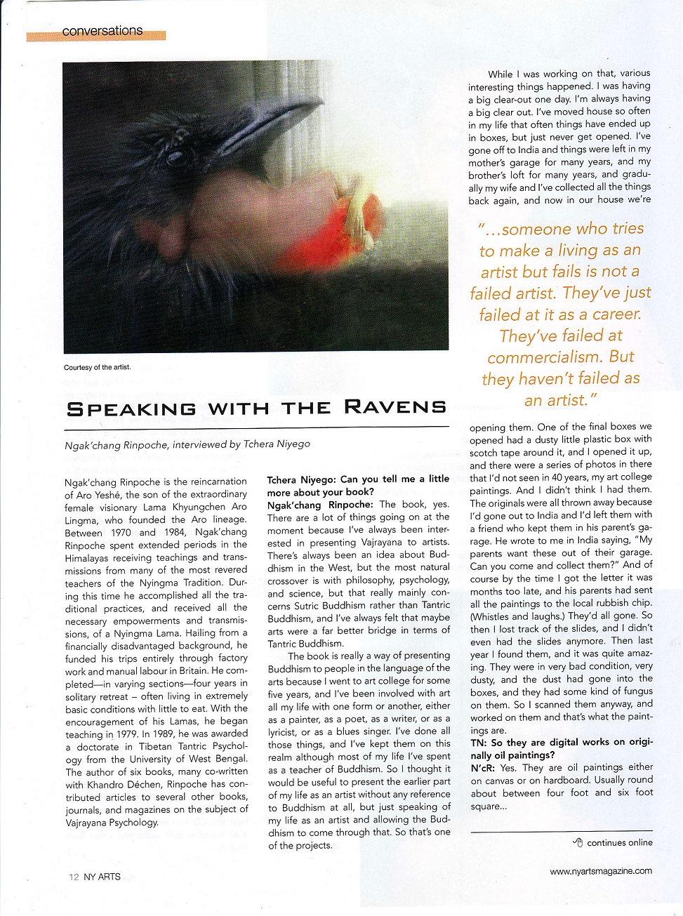 Speaking with Ravens NY Arts.jpg