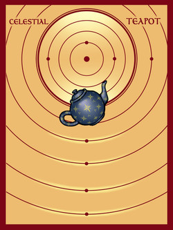 Celestial Teapot