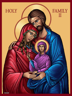 Holy Family II