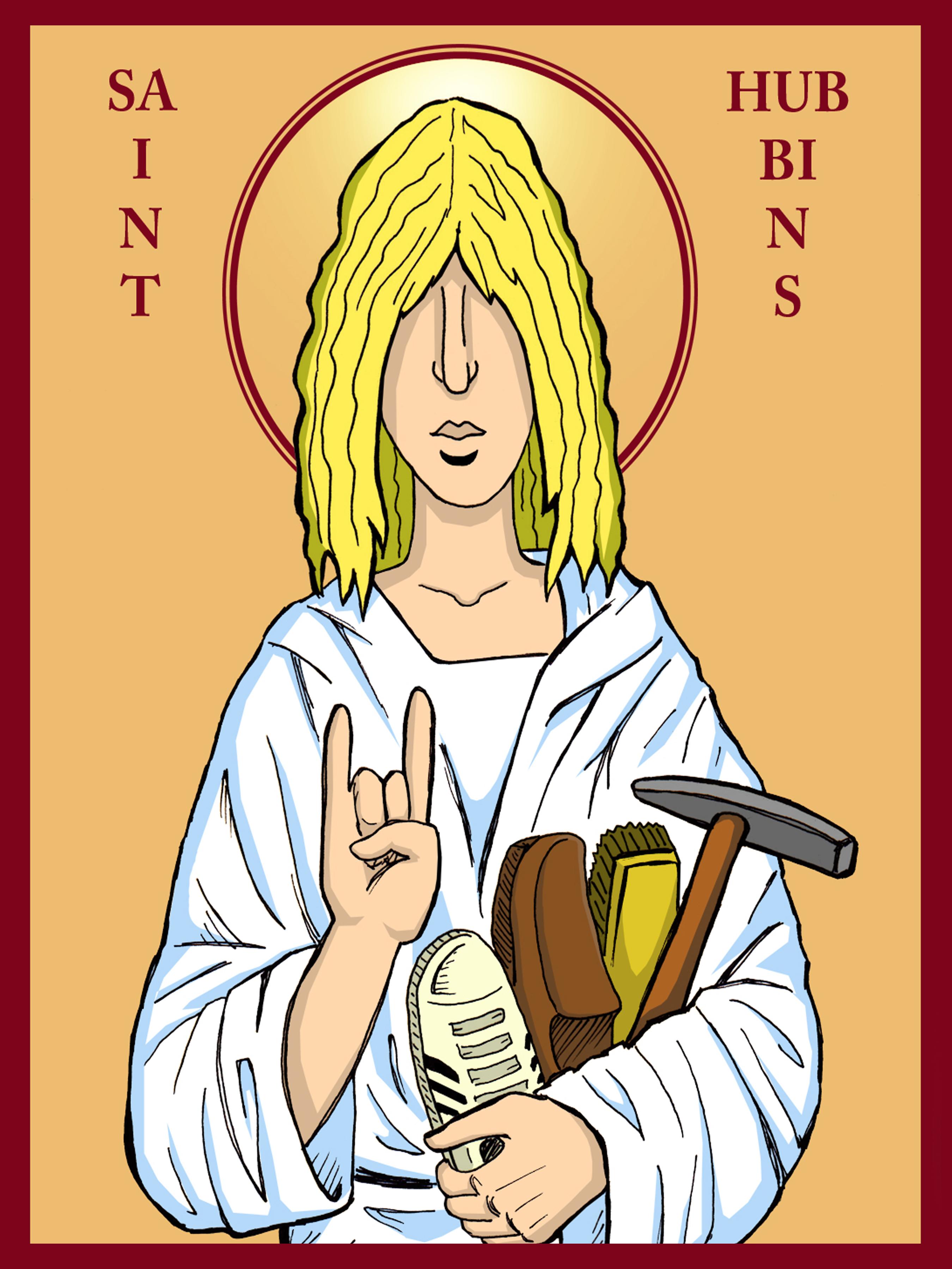 Saint Hubbins