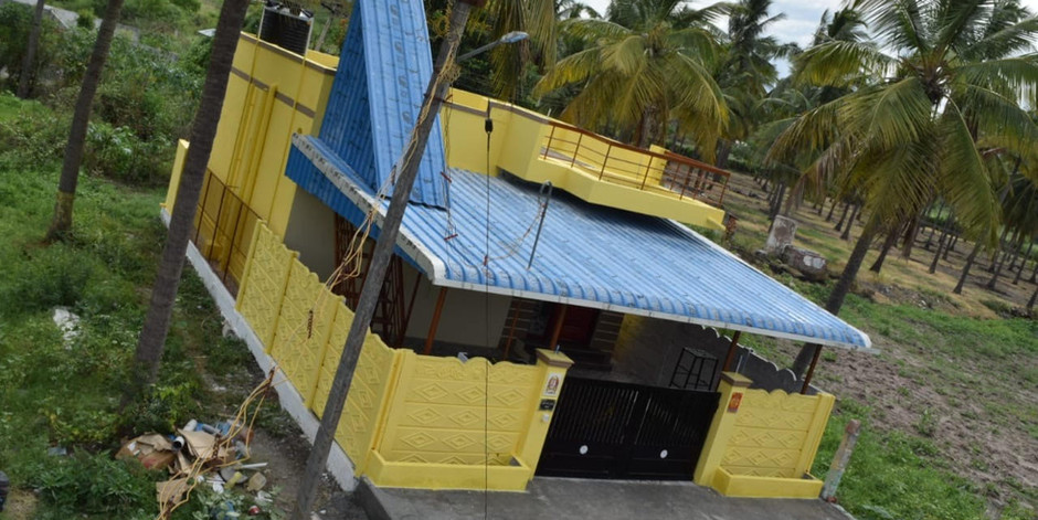 RESIDENCE FOR MR. KARTHICK