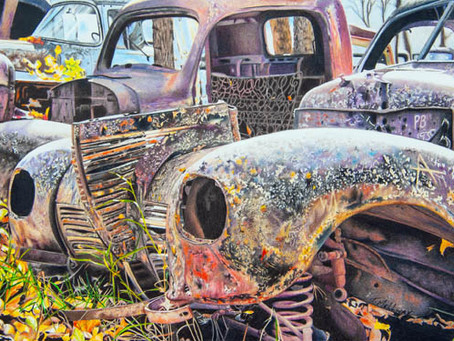 """""""Out to Pasture"""" completed......."""