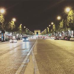 You will end up here wherever you pass through Paris.