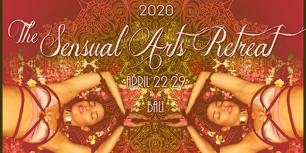 Sensual Arts Retreat 2020