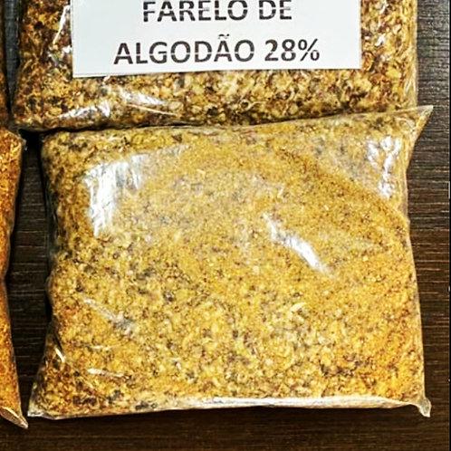 Farelo de algodão 28% a granel