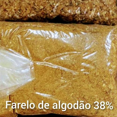 Farelo de algodão 38% a granel