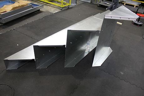 Assembled Step Treads