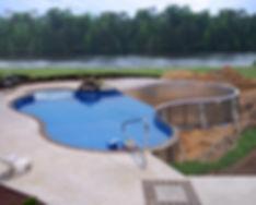 Pool Cutaway