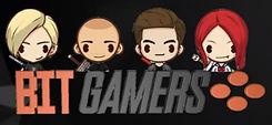logo bg instacosplay dexhunters bitgamer
