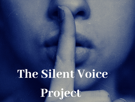 The Silent Voice Project Live Podcast Ep. Trailor