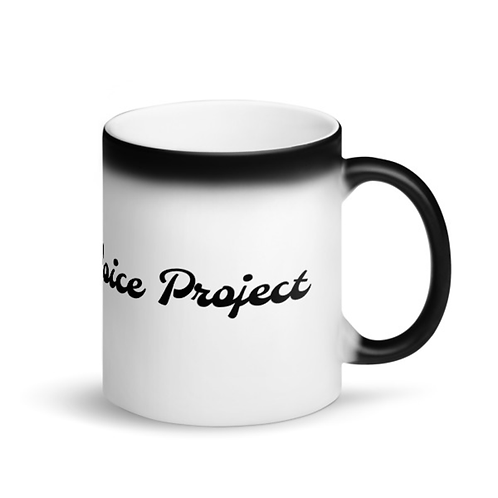 The Silent Voices Project Mug