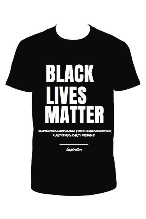 T-shirt - BLACK LIVES MATTER