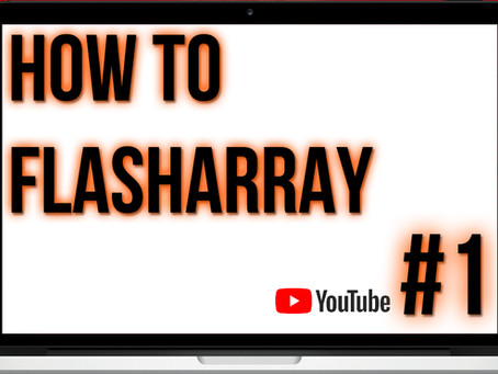 [VLOG #1] How To FlashArray: Troubleshoot IP connection issues
