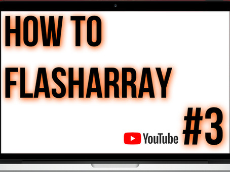 [VLOG #3] How To FlashArray: vSphere Plugin with Pure1