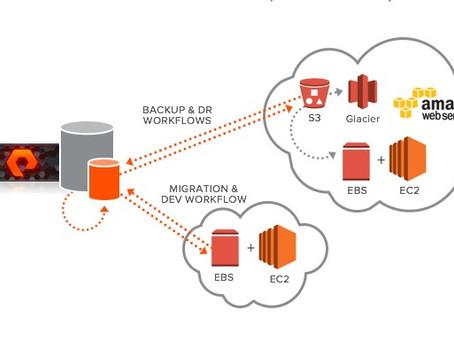 FlashArray und Amazon AWS: Snap to AWS / CloudSnap to AWS