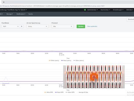 Pure Storage advanced Monitoring mit Splunk: Indexing ist Macht - Teil 2 - FlashBlade mit Splunk