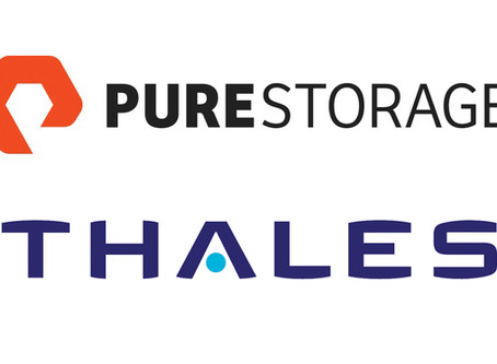 FlashArray: Thales enable full end-to-end/host-to-storage encryption without any dedupe compromises
