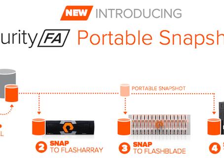 FlashArray und FlashBlade: Snap to NFS / Snap to FlashBlade