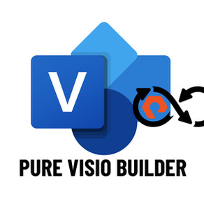 Pure Storage Microsoft Visio Builder - enhance your Pure documentations and offers