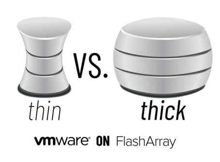 Frequently asked questions (FAQs) about VMware on FlashArray - Part 1: vDisk types - Basics
