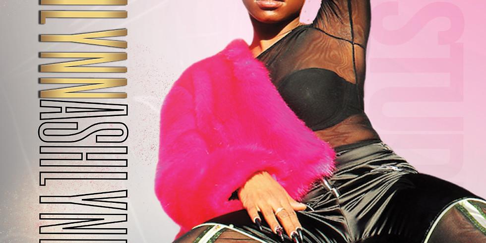 Pop Up Friday: Smooth Hip Hop Vibes w/ Ashlynn
